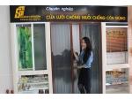 TP Hồ Chí Minh mua cửa lưới chống muỗi ở đâu?