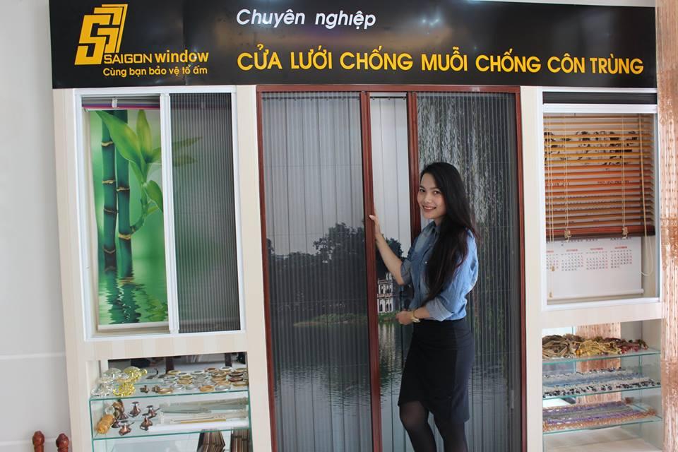 Mua cửa lưới chống muỗi ở đâu tại TP Hồ Chí Minh