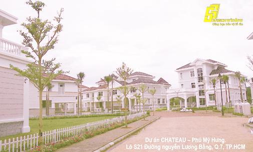 cửa lưới chống muỗi chateau